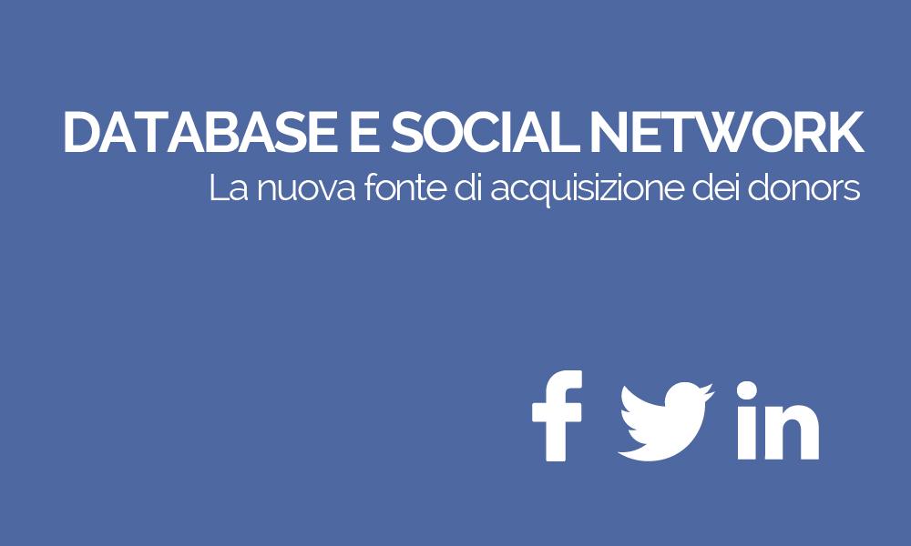 database-social-network